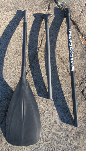 3 Piece Carbon Shaft Paddle