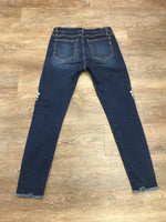 NEW Miss Me Ankle Skinny Jeans M2029AK Size 27