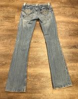 Miss Me Bootcut Jeans Size 25