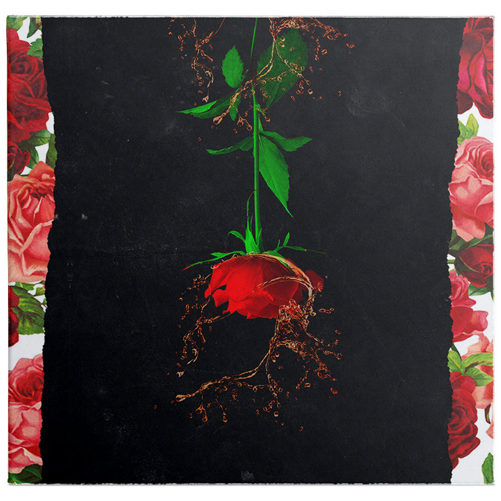 'Cognac & Roses' - Limited Edition Hard Copy