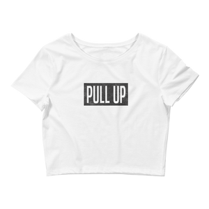 Pull Up - Crop Top