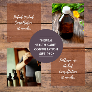 """Herbal Health Care"" Consultation Gift Pack"