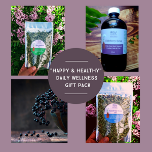 """Happy & Healthy"" Daily Wellness Gift Pack"