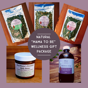 "Natural ""Mama To Be"" Wellness Package"