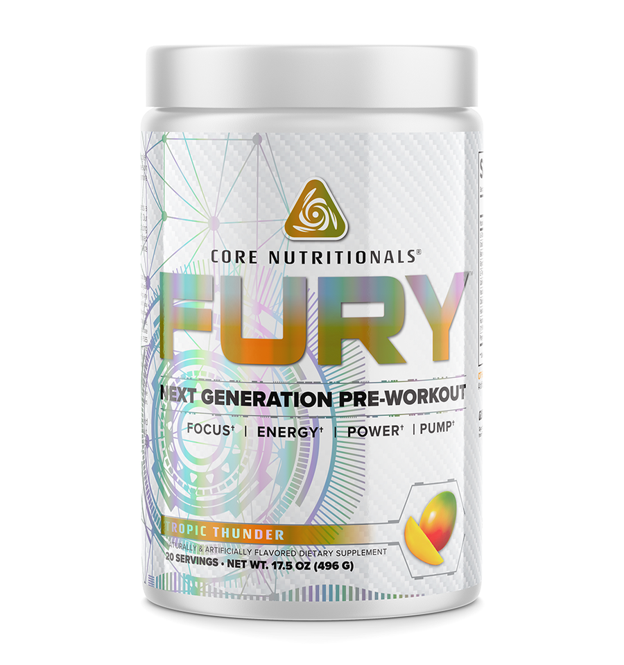 Core FURY (Platinum)