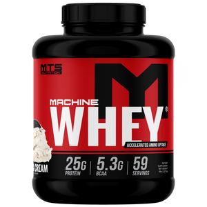 MTS Machine Whey Premium Protein Powder