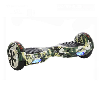 Camo Green LED Hoverboard