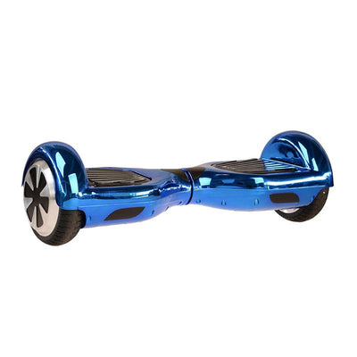 Chrome Blue Hoverboard
