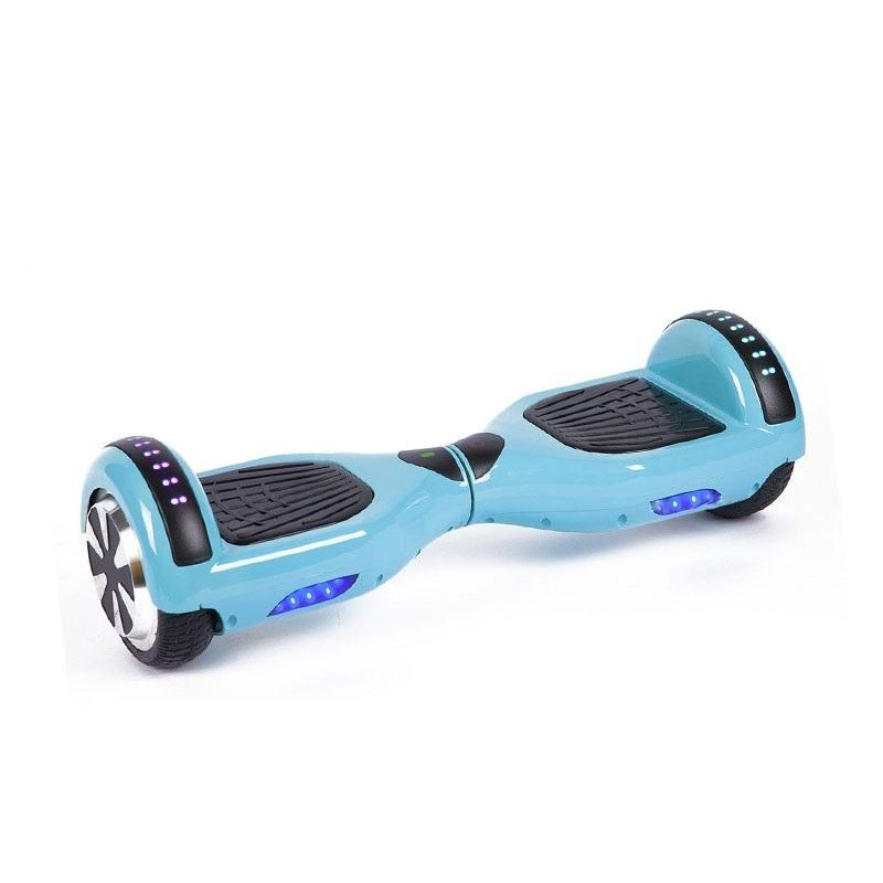 Classic Light Blue LED Hoverboard
