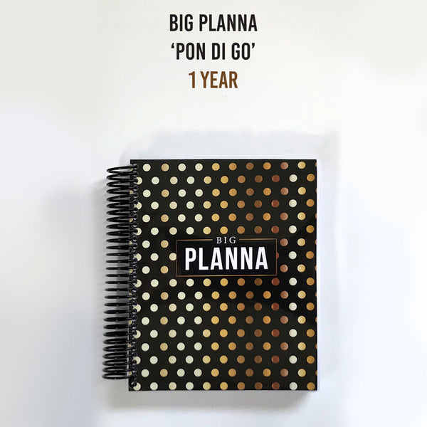 Big Planna - 'Pon Di Go' (Jamaican 1 Year Planner)