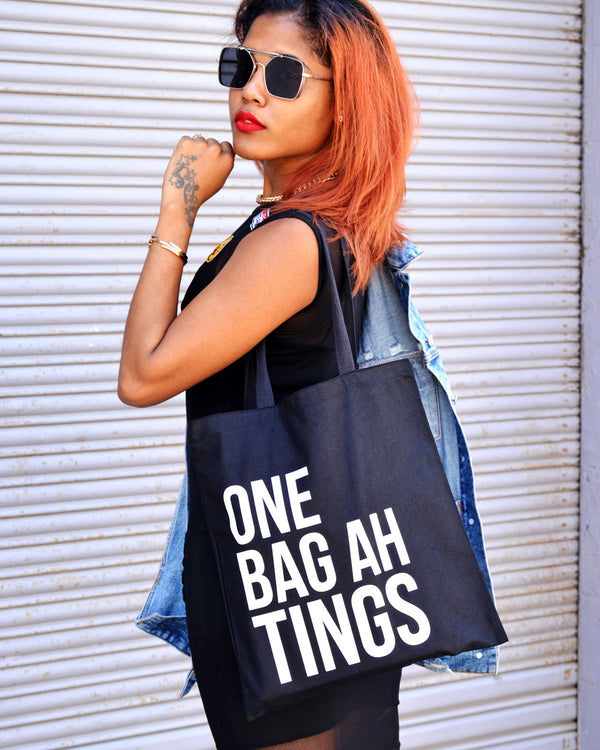 Black & White 'One Bag Ah Tings'