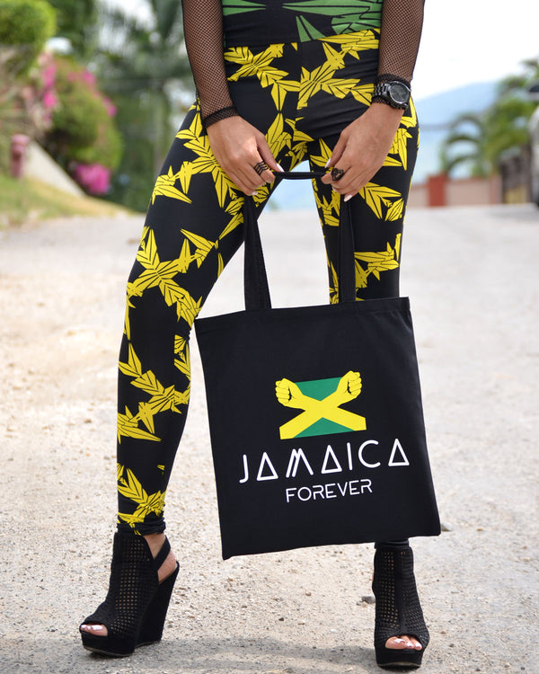 Jamaica Forever - Black Panther Style