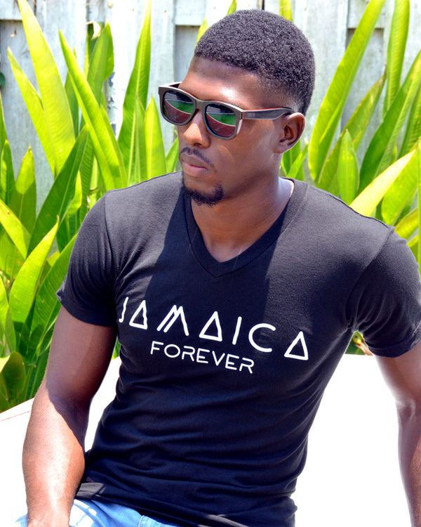 Jamaica Forever (Text Only) - Male Shirt