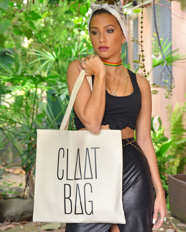 Natural Claat Bag