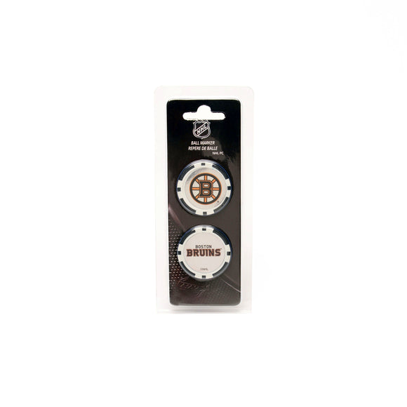 NHL Licensed Poker Chip Ball Markers