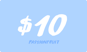 Passionfruit Gift Card - giftcard - shoppassionfruit