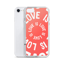 Love is Love Spiral iPhone Case - iphone case - shoppassionfruit