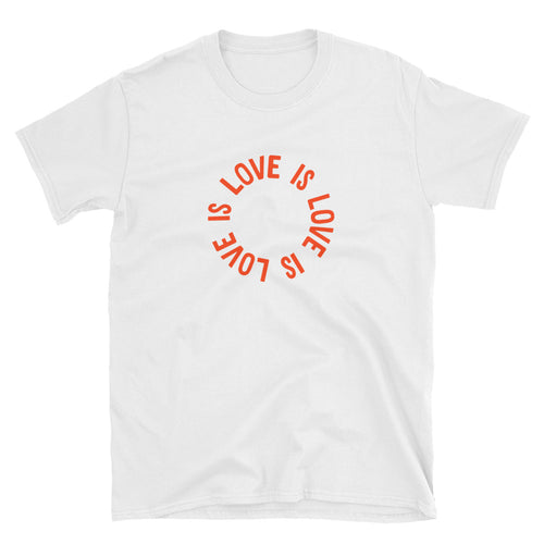 Love Is Love Is Love Is Love Shirt - White - shirt - shoppassionfruit