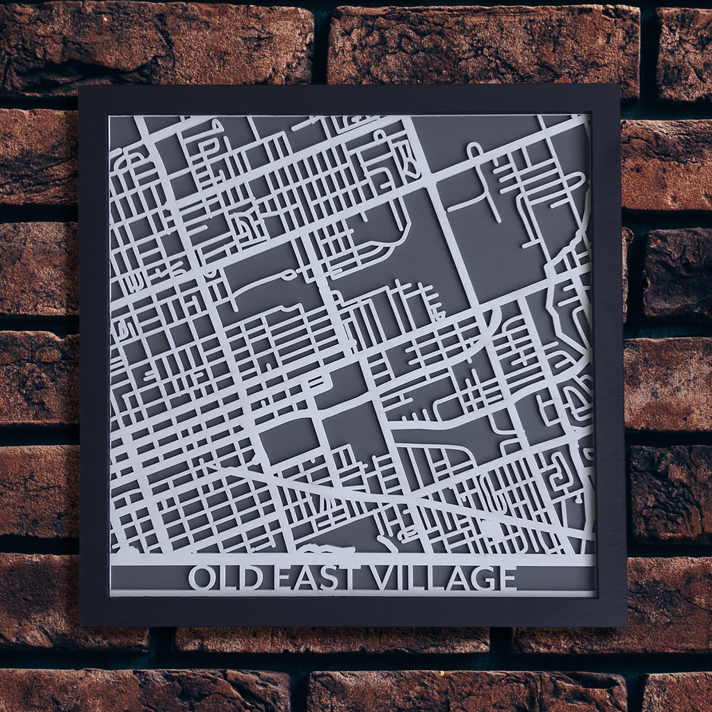 Neighbourhood Maps