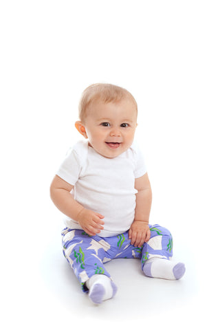 Organic Cotton Baby Pants Spocket App