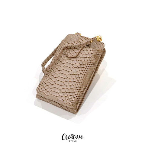 Croco Textured Phone Bag CSSSF20-21003