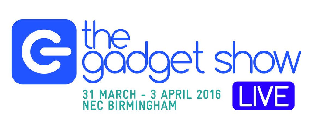 So.... we have news!!! Gadget Show Live 2016...