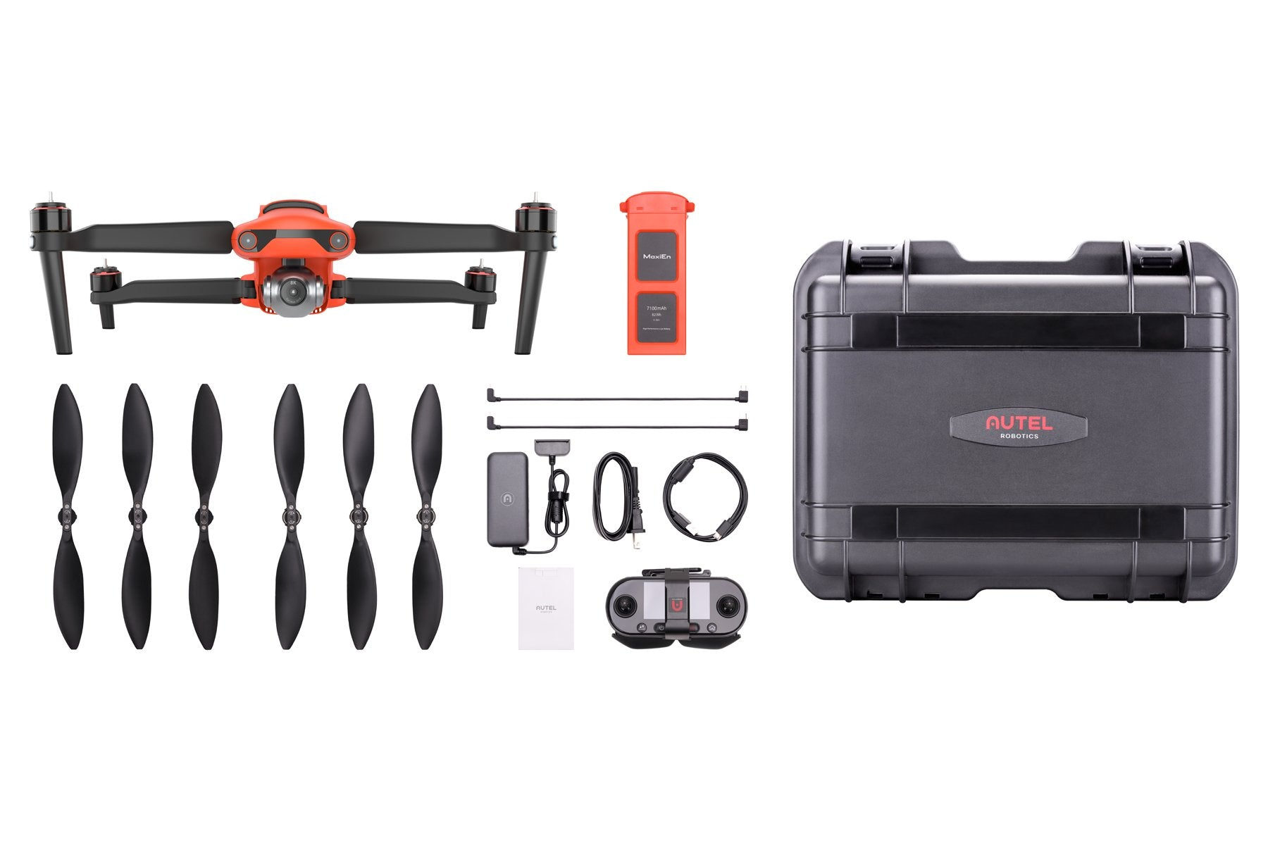 Autel Evo II 8K Drone Rugged Bundle