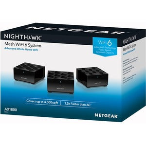 Netgear Nighthawk MK63 Whole Home Wifi