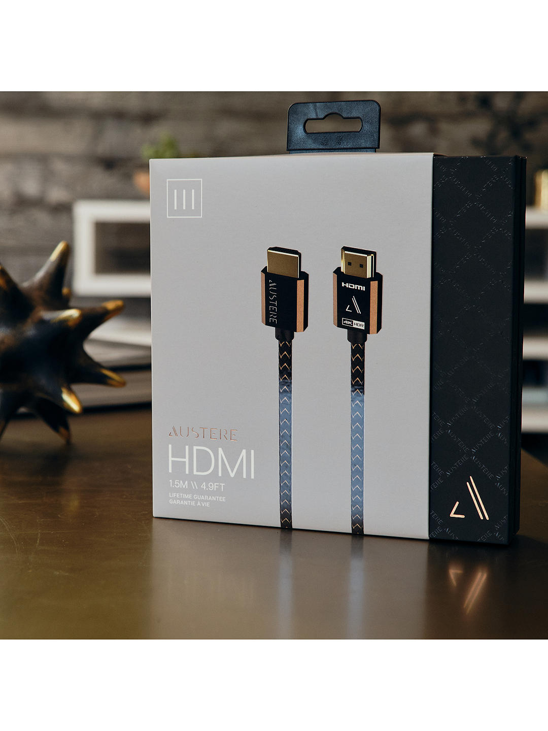 Austere III (3) Series 4K 1.5m HDMI Cable