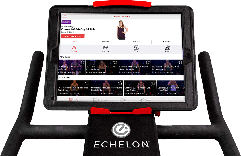 Echelon EX-3 Connected Fitness Bike