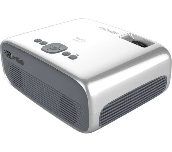 "Philips NeoPix Easy 2 - 65"" HD Ready Mini Projector"