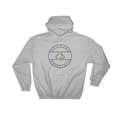 """The Ultimate"" Gay Hoodie  - Equally Younique LGBTQ Shop"