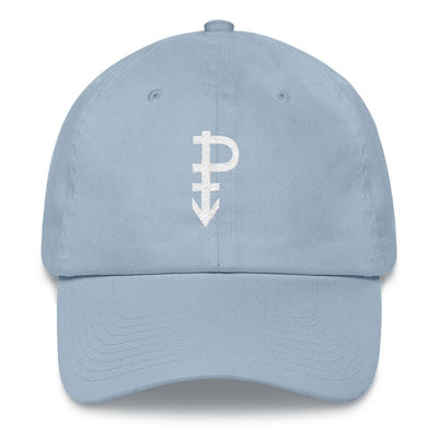 """Pansexual"" Classic Ball Cap Light Blue - Equally Younique LGBTQ Shop"