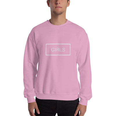 """Gender Reverse"" Sweatshirt Light Pink / S - Equally Younique LGBTQ Shop"