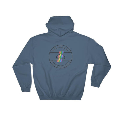 """Asexual"" Hooded Sweatshirt  - Equally Younique LGBTQ Shop"