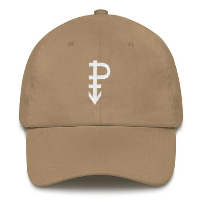 """Pansexual"" Classic Ball Cap Khaki - Equally Younique LGBTQ Shop"