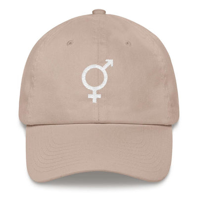 """Intersex"" Hat Stone - Equally Younique LGBTQ Shop"