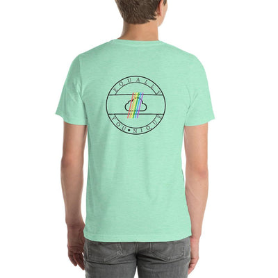"""Intersex"" Short-Sleeve Unisex T-Shirt  - Equally Younique LGBTQ Shop"