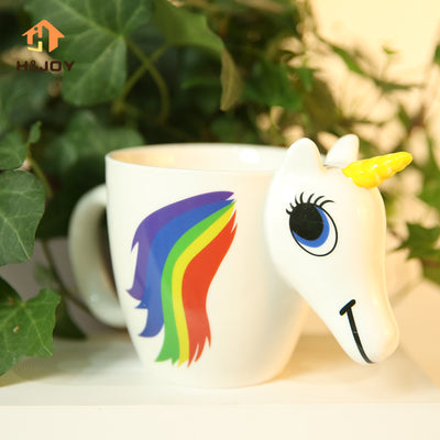 Rainbow Unicorn Mug  - Equally Younique LGBTQ Shop