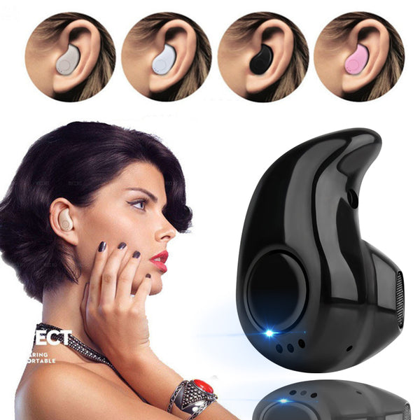 Bluetooth Earphone Mini Wireless For Samsung