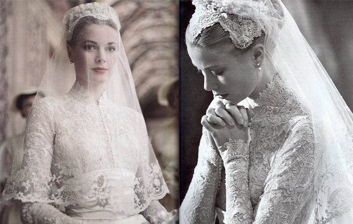 The Most Iconic Wedding Gowns in History