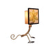 Enlightened Gecko Table Lamp - Asst Colors
