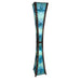 Hourglass Giant Floor Lamp 72 Inch - Asst Colors