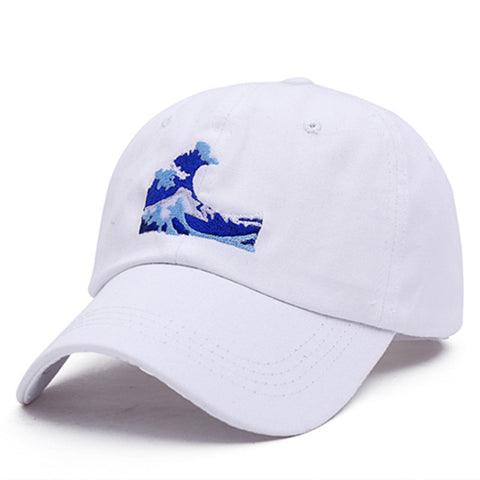 'THE WAVE' Dad Hat