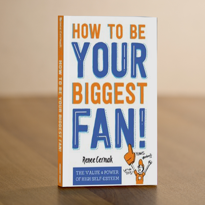 """How to Be Your Biggest Fan"" Paperback Book"