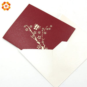 Creative Couple Pop up Card