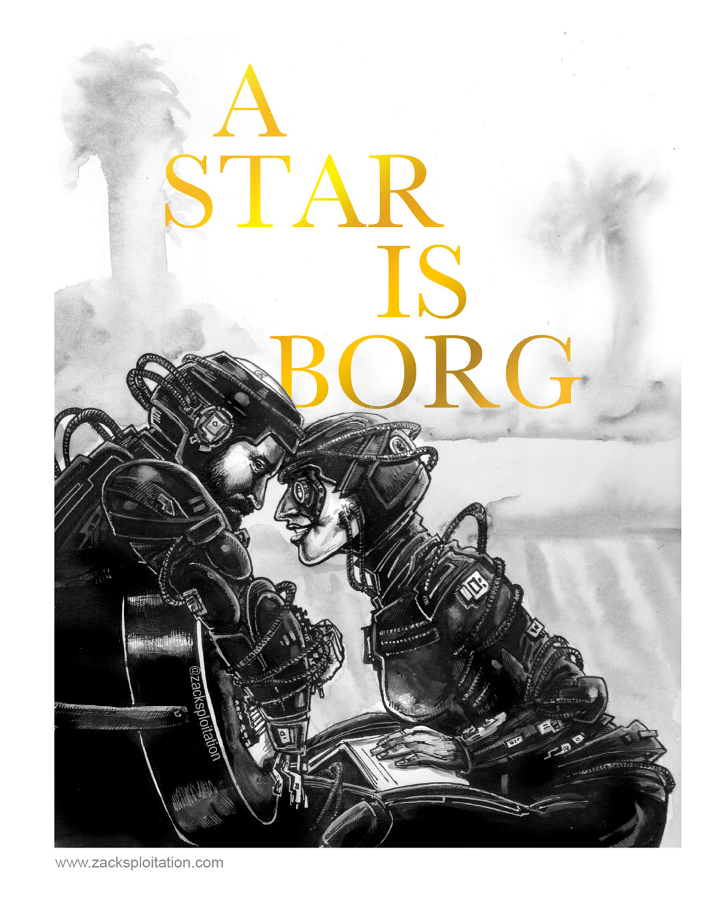 A Star Is Borg