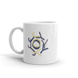surrounded by joy 11oz coffee mug