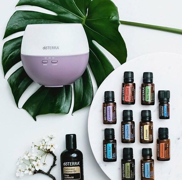 DoTERRA Home Essentials Kit ( 20% off for April - prices as marked)