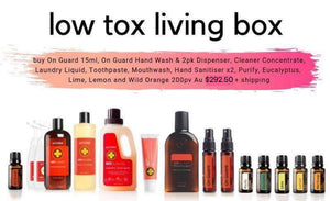 Low tox living Box